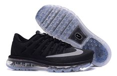 meet b5c56 12f50 Size Euro 46 Nike Air Max 2016 Black Reflective Silver Anthracite Workout  Shoes, Sneakers Nike