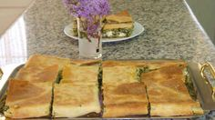 Spanakopita - A traditional recipe from Inland Greece