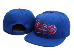 New Style Obey Snapback Hats Caps Blue 1711 Shops 2a026a7387c7