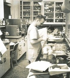 Vintage Science Lab