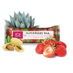 SuperBerry Bar | Natural Coral  Nimm mich ins Büro mit!