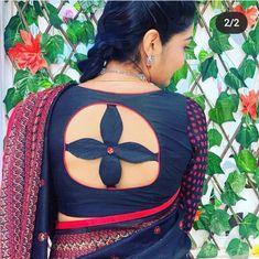 black saree blouse designs - black saree blouse designs Source by latestsareeblousedesigns - Black Saree Blouse, Saree Blouse Neck Designs, Simple Blouse Designs, Stylish Blouse Design, Bridal Blouse Designs, Latest Blouse Neck Designs, Lehenga Blouse, Indian Style, Slides Outfit