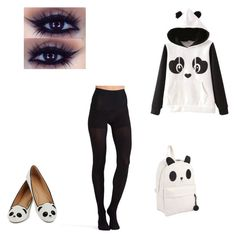 """""""OMG mia"""" by my1chemical2awesomeness on Polyvore featuring Commando"""