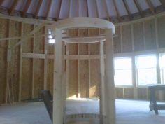 Wooden Panel Yurt