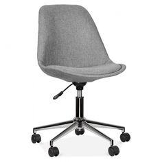 plastic office desk. Eames Inspired Upholstered Office Chair With Castors | Cult UK Plastic Desk