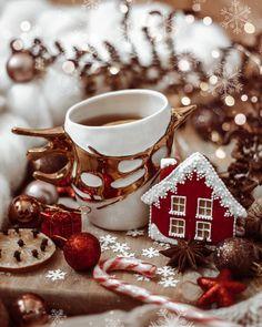 Christmas Coffee, Noel Christmas, Very Merry Christmas, Christmas Greetings, Winter Christmas, Christmas Feeling, Christmas Time Is Here, Advent, Christmas Aesthetic