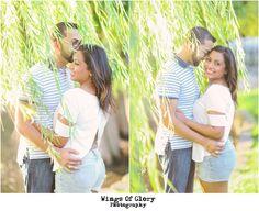 - Lake Eola - Wings of Glory Photography Lake Eola, Downtown Orlando, Finding Happiness, Engagement Photos, Photo Shoot, Wings, Park, Couple Photos, Blog
