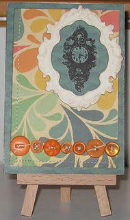 First card 2012