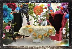 Handmade Wood Alice in Wonderland Mad Hatter by ShariDeppDesigns, $249.00