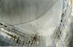GRISAZUR: Acuarela sobre papel, 12x18 cm.Ene. 22, 2016