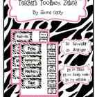 A full set of editable labels for your teacher toolbox.  These labels are for the 22 drawer organizers. ...