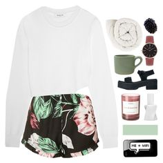 """""""gena"""" by symone-i ❤ liked on Polyvore featuring Topshop, Thierry Mugler, ASOS, Essie, Byredo, canvas, snowinseptember5years, gottatagrandomn3ss, philosoqhytags and meanttobetagged"""