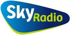 Vote the Sky Radio logo Radios, Sky Logo, Adele, Movies To Watch, Movies Online, Logo Design, Van, Entertaining, Logos