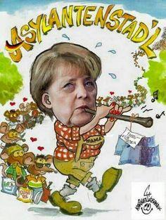 Merkel muss weg!