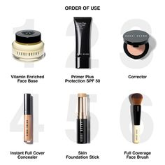 Whenever you do eye makeup, make your eyes look brighter. Your eye make-up should make your eyes stick out amongst the other functions of your face. Bobby Brown, How To Match Foundation, Bobbi Brown Stick Foundation, Face Blender, Skin Shades, Make Makeup, Makeup Lessons, Even Skin Tone, Gel Eyeliner