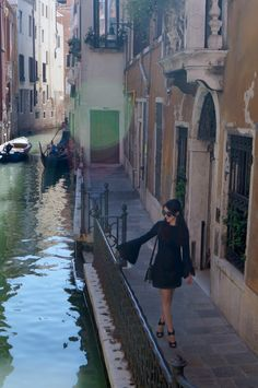 From Venice With Love!  #AmraAndElma