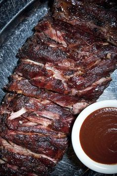 Stick-to-Your-Ribs Southwestern Brisket Wet Rub Brisket Marinade, Pork Brisket, Beef Brisket Recipes, Pulled Pork Recipes, Barbecue Recipes, Grilling Recipes, Cooking Recipes, Smoker Recipes, Texas Brisket