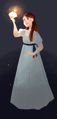 """Let future historians wonder how Eliza reacted when you broke her heart..."""