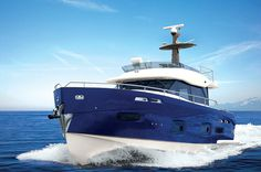 Blue By You, 50 Foot Azimut Magellano
