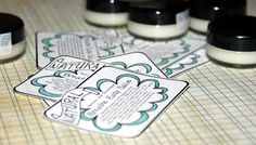 How to Make a Simple Salve for Sinus Congestion - DIY Homemade Breathe Easy Salve Recipe + Printable Labels