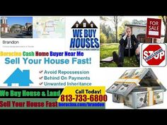 We Buy Houses In Brandon FL Sell My House Fast & Land Lot Florida Cash H... Sell My House Fast, Selling Your House, Florida City, Tampa Florida, Closing On House, Brandon Florida, Mobile Mechanic, We Buy Houses, Tampa Bay Area