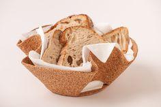 CorkyBowl , bread basketby by Tiago Sá da Costa for Vicara