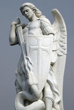 Saint Michael, Patron Saint of Law Enforcement