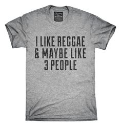 You can order this Funny Reggae t-shirt design on several different sizes, colors, and styles of shirts including short sleeve shirts, hoodies, and tank tops.  Each shirt is digitally printed when ordered, and shipped from Northern California.