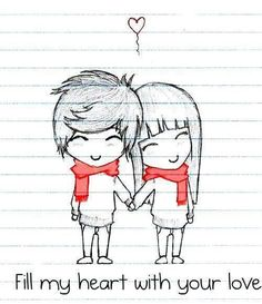 cute couple drawing - Yahoo Search Results Yahoo Image Search Results