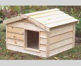 CozyCatFurniture Cedar House for Outdoor or Feral Cats, Thermal-ply Insulation, Waterproof Cat Shelter, Easy Assembly Outside Cat Shelter, Outside Cat House, Outdoor Cat Shelter, Cats Outside, Outdoor Cat Enclosure, Outdoor Cats, Small Dog House, Small Dogs, Heated Outdoor Cat House