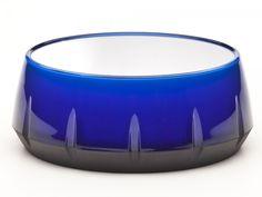 ModaPet: Non-Skid Bowl Four Cup - True Blue