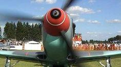 Yakovlev Yak-9 Showing Off What Its Got