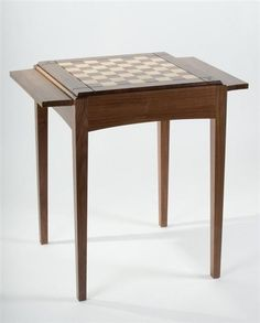 20 Mission Stools Ideas Chess Table Table Games Chess Game