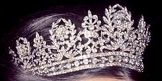 Queen Josephine's of Sweden & Norway Diamond Tiara