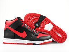 Nike - Dunk CMFT - University Red