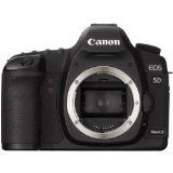 Canon EOS 5D Mark II 21.1MP Full Frame CMOS Digital SLR Camera (Body Only) (Camera)By Canon