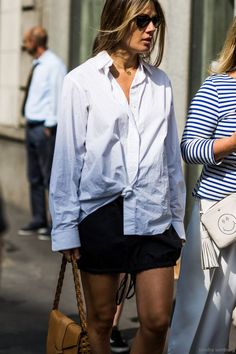 5 styling tips pra testar com a camisa » STEAL THE LOOK