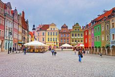 15 Best Things to Do in Poznań (Poland) - The Crazy Tourist Beautiful Places In The World, Oh The Places You'll Go, Places To Visit, Visit Poland, Europe Bucket List, Poland Travel, Tourist Places, Adventure Is Out There, Best Cities