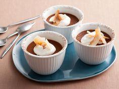 Chocolate Truffle Pots de Creme... with Frangelico or cognac