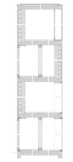 Stadthäuser am Martinsberg Baden - Burkard Meyer Architekten Baden