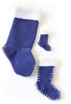 Free Christmas Stocking crochet pattern