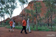 Day 16: The Duke and Duchess of Cambridge visit Uluru | Flickr - Photo Sharing!
