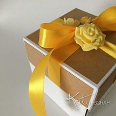 18K23/KRABIČKA/svatební na peníze craft/žlut IHNED Gift Wrapping, Gifts, Self, Gift Wrapping Paper, Presents, Wrapping Gifts, Favors, Gift Packaging, Gift