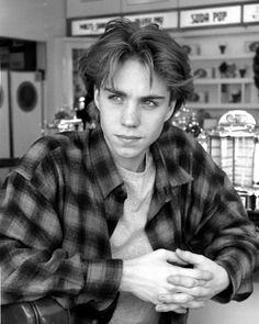 I was totally in love with Jonathan Brandis