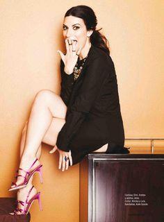Laura Pausini - Cosmopolitan Magazine (Nov2014) #LauraPausini #CosmopolitanEnEspañol #Cosmopolitan #Magazine
