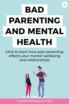 Did you experience a difficult childhood? Read our article on how poor parenting can influence you as an adult #mentalwellbeing #mentalwellness #selfhelp Mental Health Blogs, Mental Health Therapy, Mental Health Treatment, Mental Health Disorders, Mental Health Awareness, Health Advice, Postpartum Anxiety, Postpartum Depression, Panic Attacks