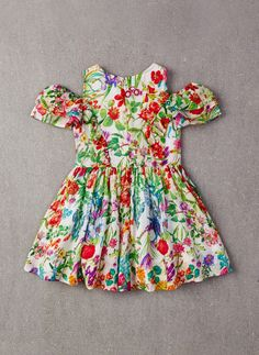 Nellystella Alexis Dress in Garden Floral - PRE-ORDER