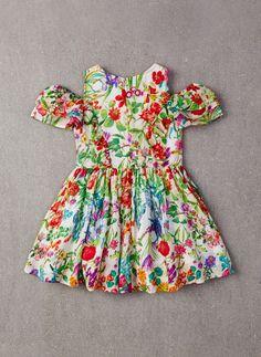 Nellystella Alexis Dress in Garden Floral - PRE-ORDER