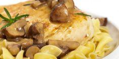 Poulet Marsala à la mijoteuse - Recettes - Ma Fourchette Mets, Marsala, Freezer Meals, Crockpot, Slow Cooker, Chicken, Kitchens, Recipes, Life
