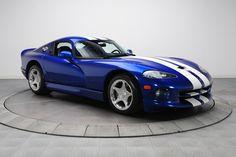 1996 Dodge Viper GTS V10   #auto
